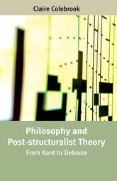 Philosophy and Post-structuralist Theory