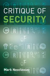 Critique of Security | Edinburgh Scholarship Online