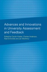 Advances and Innovations in University Assessment and Feedback | Edinburgh Scholarship Online